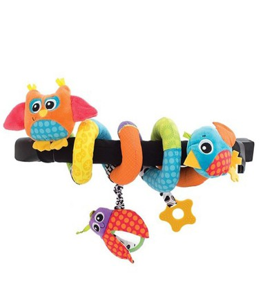 ESPIRAL ANIMALITOS DEL BOSQUE PLAYGRO