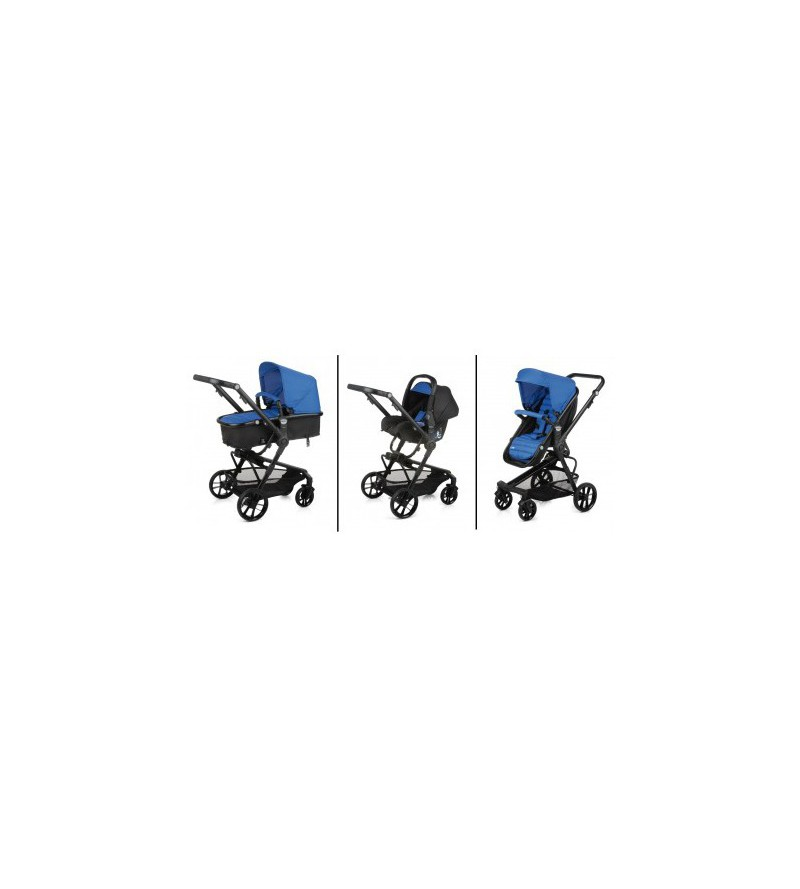 COCHE ARROW CONVER + CLICK (671) ROYAL/NEGRO NURSE