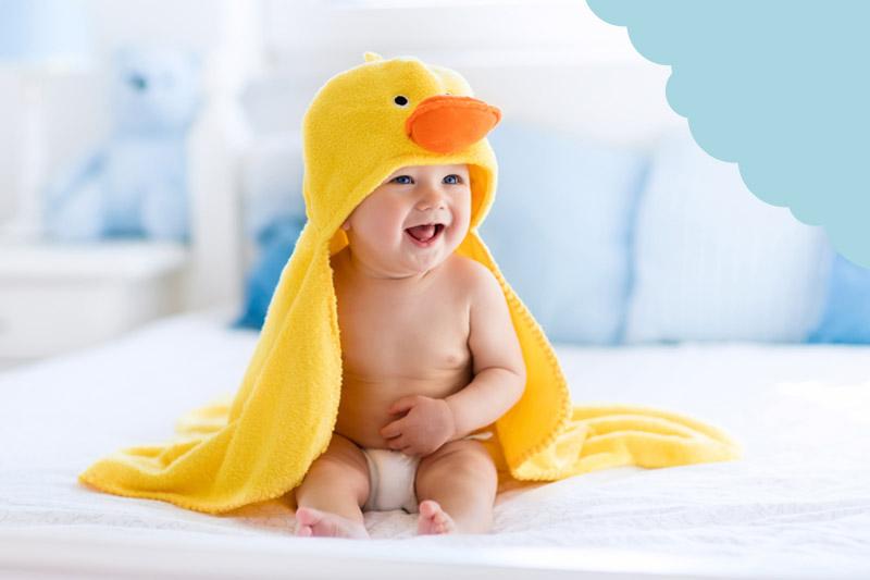 Consejos para el cuidado y la higiene de tu bebé