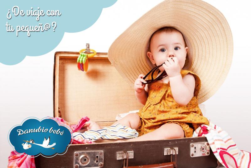 ¿De viaje con tu pequeño?