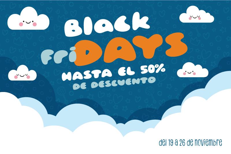 ¡¡Descuentos Black Fridays!!