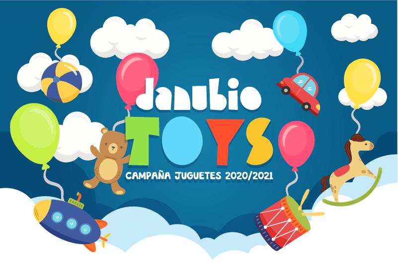 Danubio Toys - Campaña de juguetes 2020/
