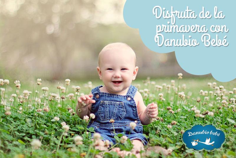 Disfruta de la primavera con Danubio Bebé