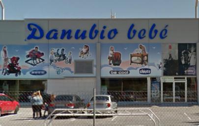 Tienda Danubio Bebé Palmones